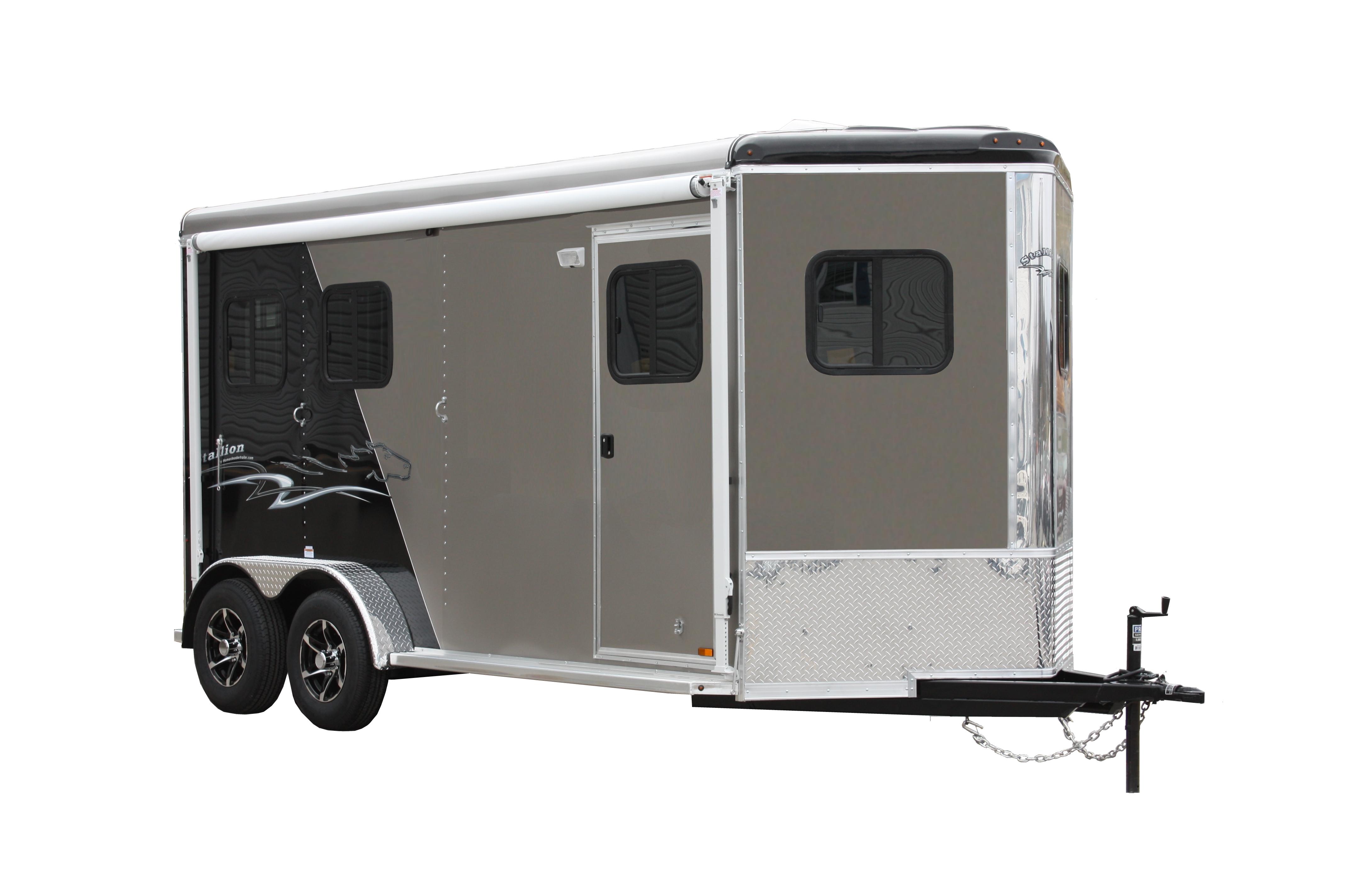 Stallion Horse Trailers Homesteader Trailers