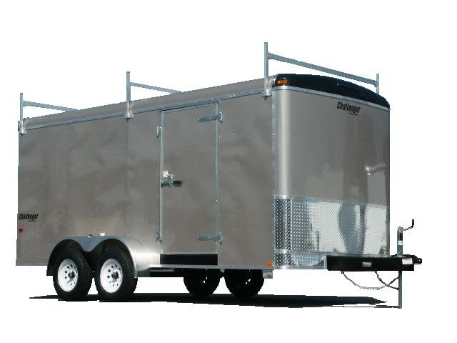 Challenger Enclosed Cargo Trailers Homesteader Trailers
